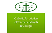 Catholic Association of Teachers Schools and Colleges Logo